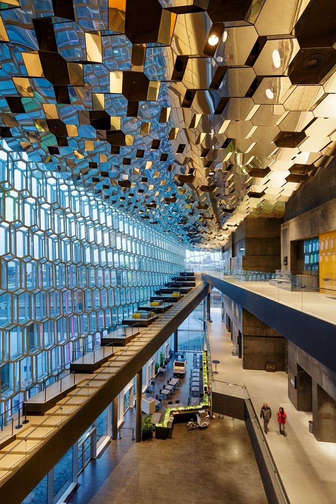 Harpa // Henning Larsen Architects + Ólafur Elíasson
