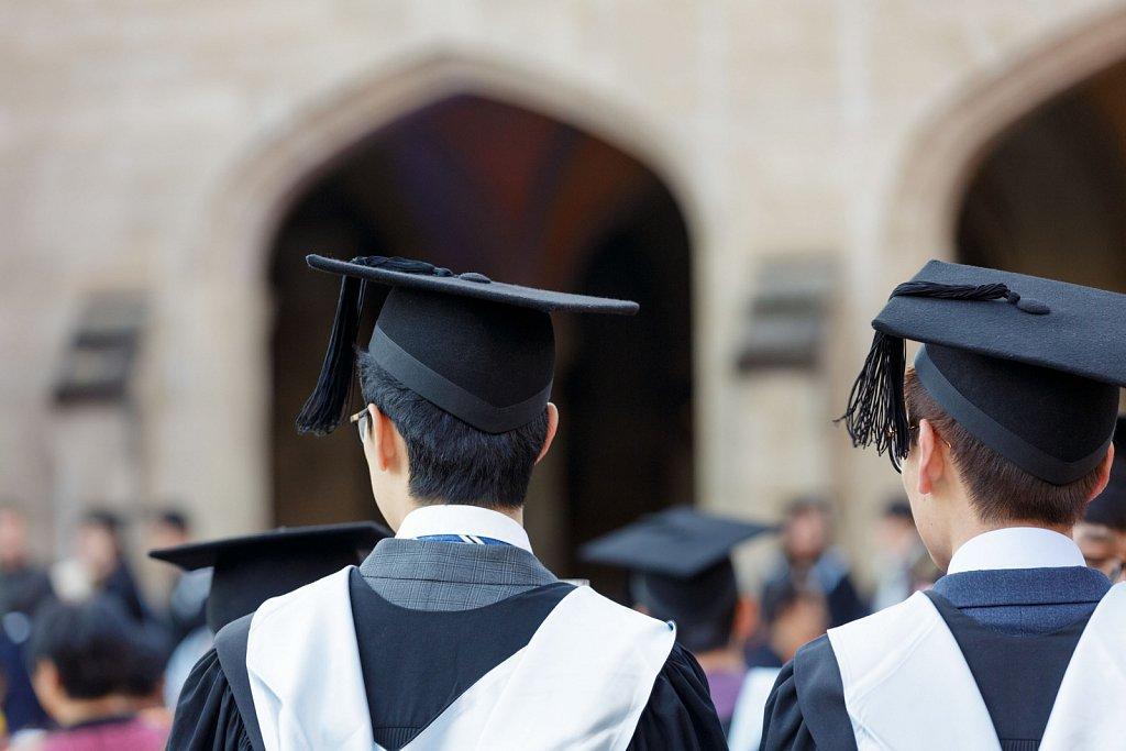 University Of Melbourne Graduation Ceremony