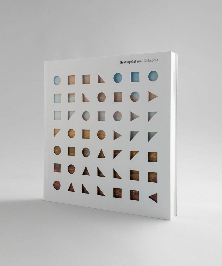 Geelong Gallery Book // Design By Pidgeon